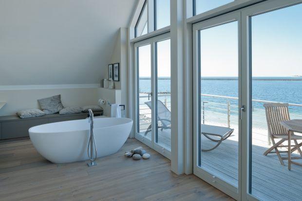 Ferienhaus mit traumhaftem Blick auf die Ostsee