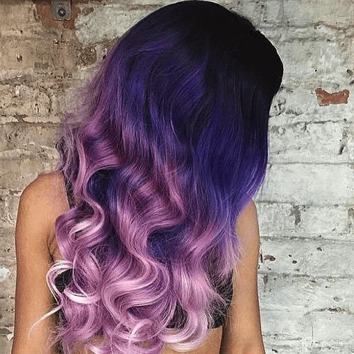 Los peinados de colores para chicas atrevidas PASO A PASO