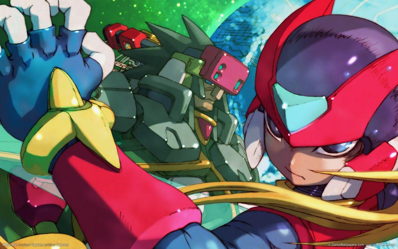 Capcom Mega Man Megaman Zero Wallpaper 1018389 Wallbase Cc Mega Man Art Character Art Mega Man