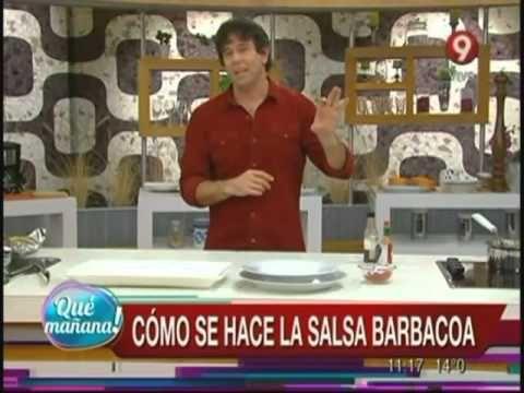 Costilla De Cerdo Con Salsa Barbacoa Ariel Rodriguez Palacios