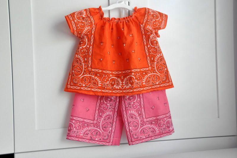 oude boerenzakdoeken worden baby outfit