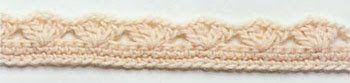 Bonitas Puntillas o orillas tejidas a crochet : cosascositasycosotasconmesh
