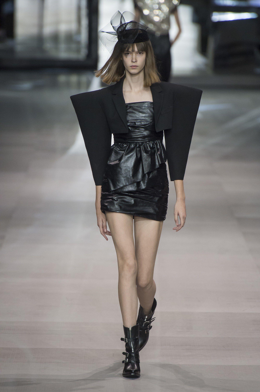 6f3ec27f09ffa Celine Spring 2019 Ready-to-Wear Fashion Show | PARIS SPRING FASHION ...