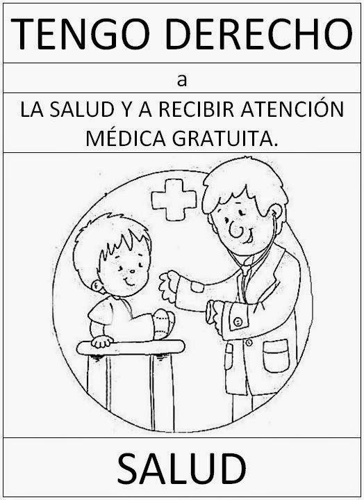 Resultado De Imagen Para Dibujos De Carteles De Los Derechos Del Nino School Activities Student Activities Science Topics