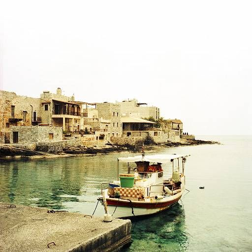 Country: Greece · Lomography