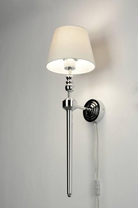 1 lampen naast bruine kast pinterest wandlamp