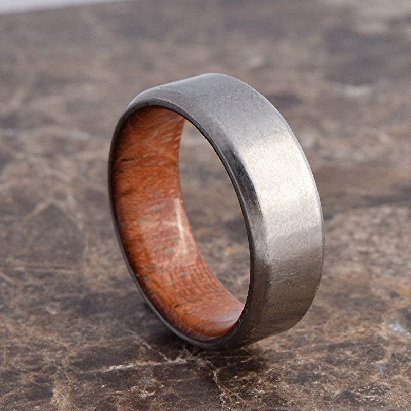 Wedding Bands To Blow Your Dudes Mind Dark Wood Africa And Dark - Inside each of these wooden rings is a beautiful hidden world