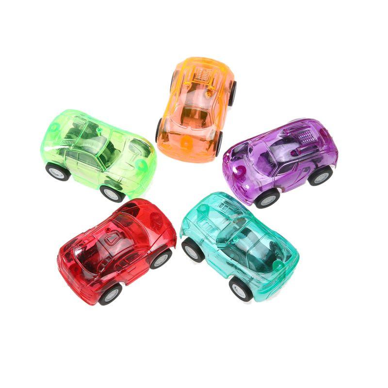 뜨거운 판매 장난감 5 개 풀 다시 cars 5 센치메터 장난감 전리품/파티 가방 필러 웨딩/아이 재미 장난감 fci #