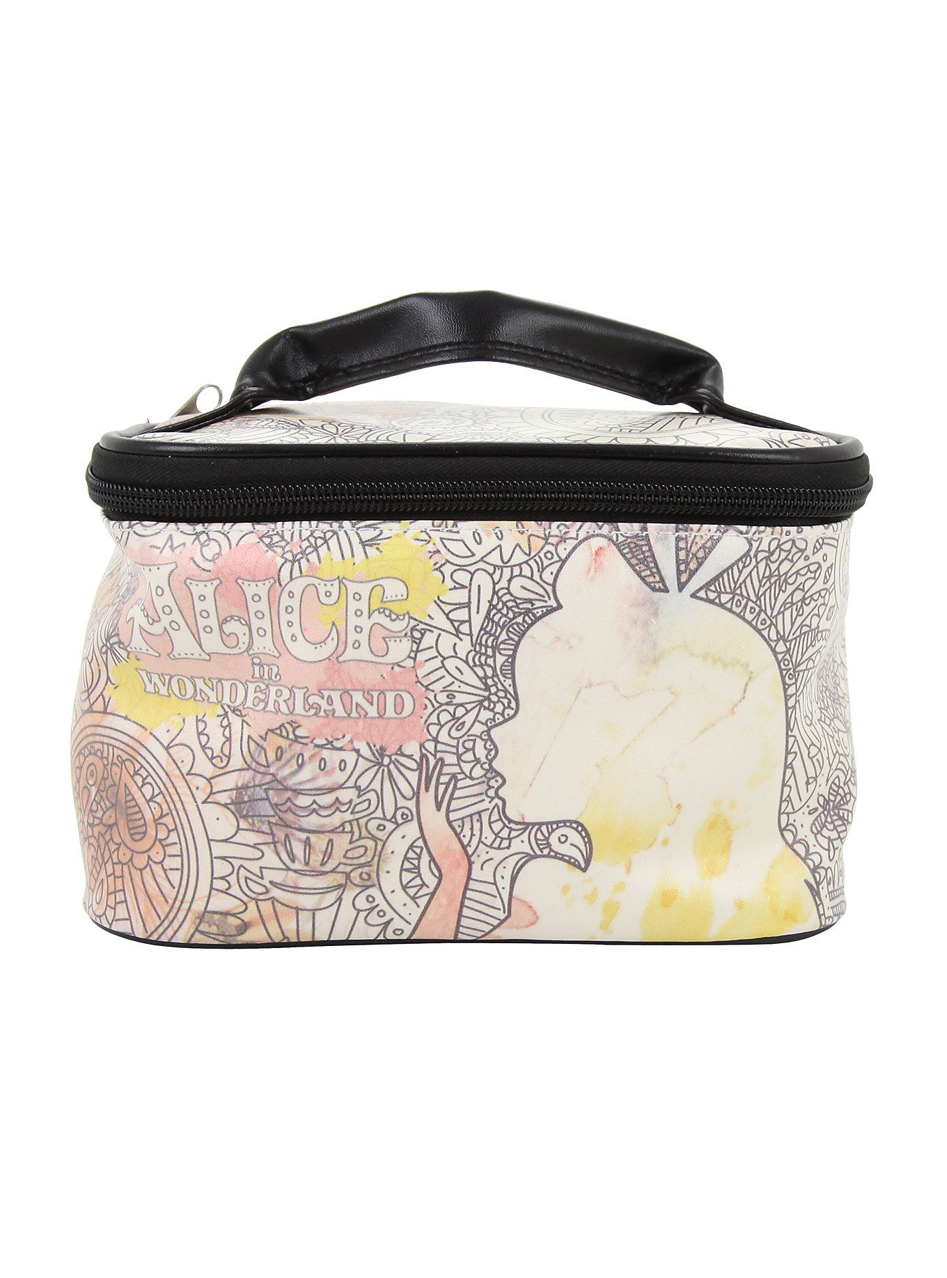 8dcf25308e49 http   www.hottopic.com product alice-in-wonderland-train-case-cosmetic- travel-tote 10472511.html