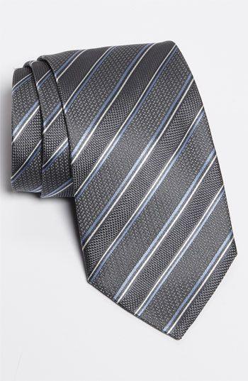 Armani Collezioni Woven Silk Tie
