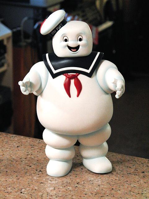 Its The Stay Puft Marshmallow Man Bank