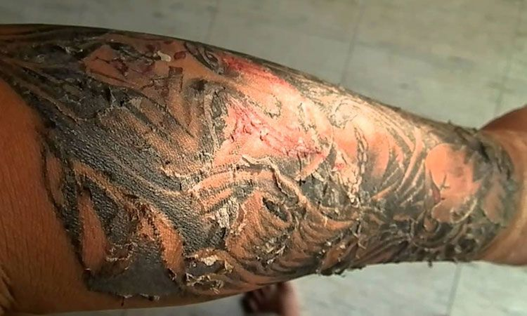 Tattoo Healing Process And Stages How Long Does A Tattoo Take To Heal Healing Tattoo Tattoo Healing Process Tattoo Healing Stages