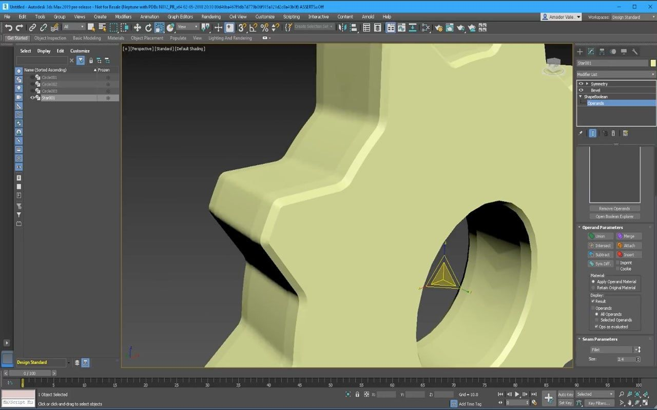 With 3ds Max 2020 software you can produce professional