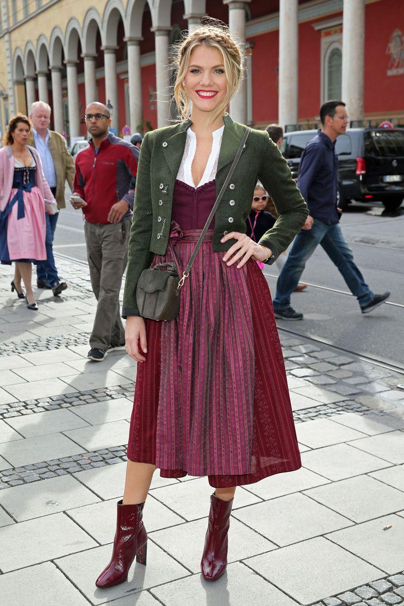Stars auf dem Oktoberfest 2019: So feierten die Promis #fashiondresses