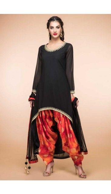 Patiala dress 2018 summer