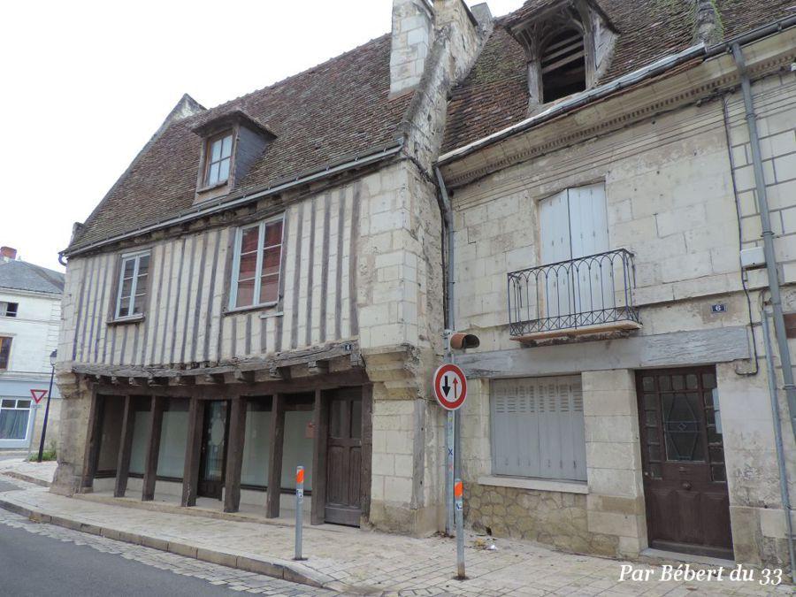 Beaulieu-lès-Loches , Indre et Loire dept 37.