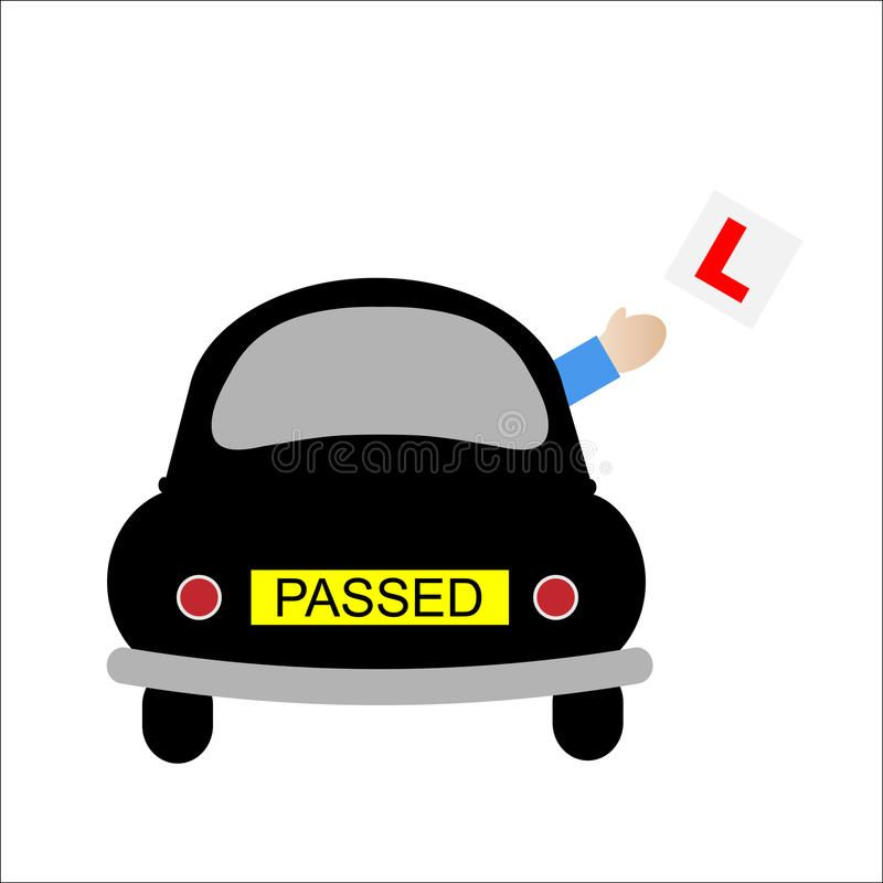 You/'ve Passed Your Driving Test Car ** choice of 2 designs ** Congratulations