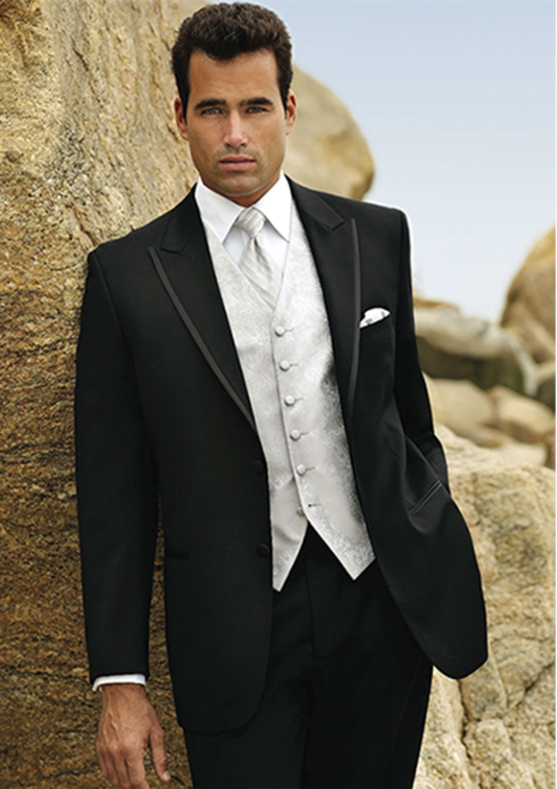 Carslile by Joseph Abboud tuxedo available at Johnson\'s Hub in ...