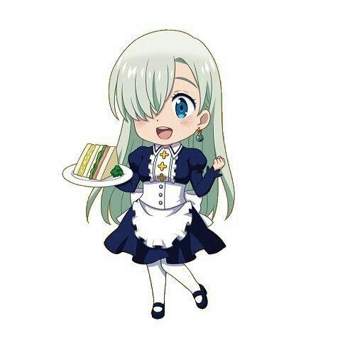 Pin de JNMG em anime (com imagens)   Chibi, Nanatsu