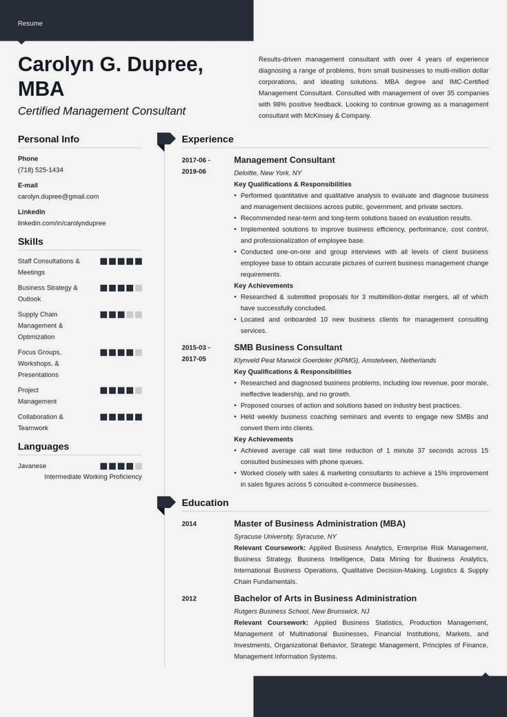 Professional Resume Template Instant Download 1 Page Resume Template For Ms Word Diy Resume Temp In 2020 Resume Design Resume Examples Resume