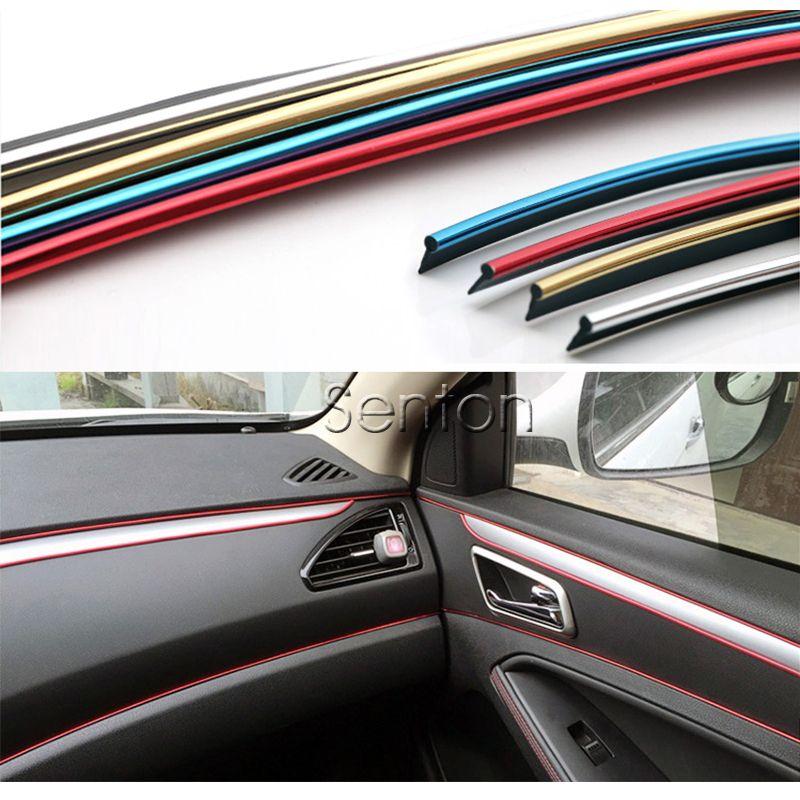 Car Interior Decoration Moulding 5m For Bmw E46 E39 E90 E60 E36