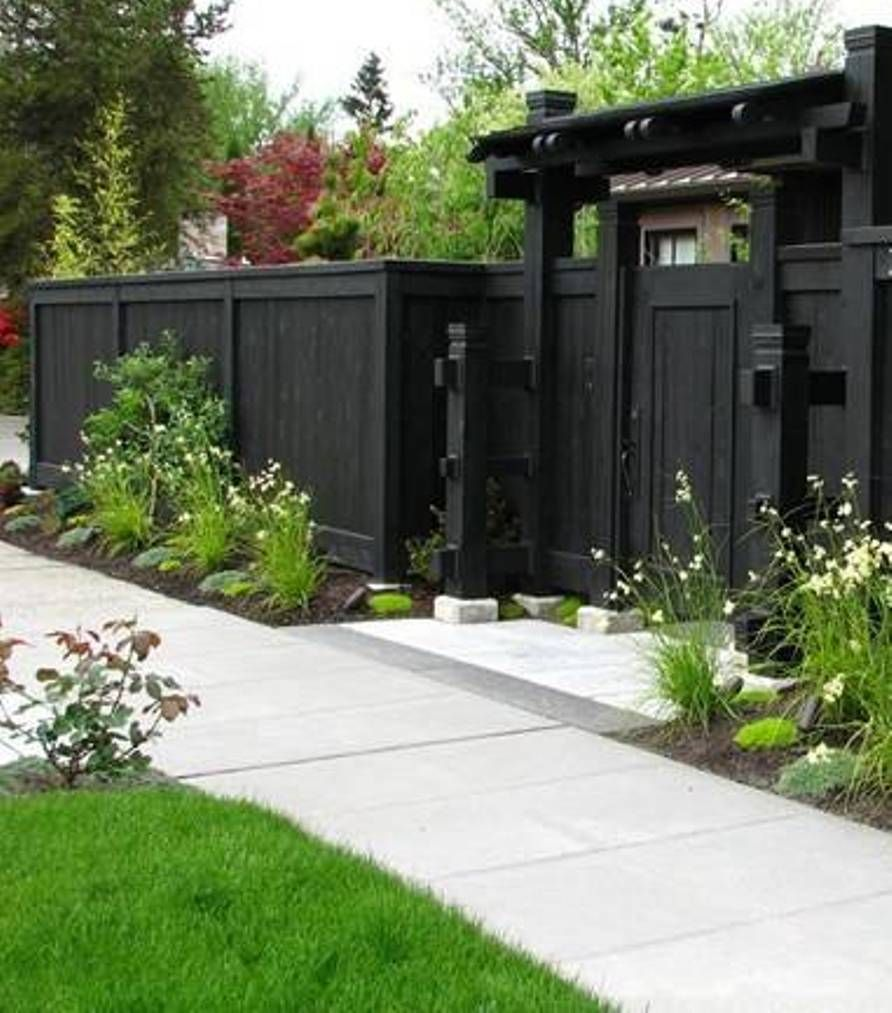 landscaping and outdoor building