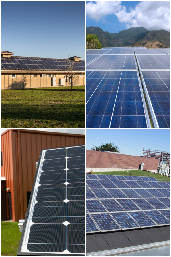 Thinking About Being Environmentally Friendly Solar Energy Farm Renewablesourcesofenergy