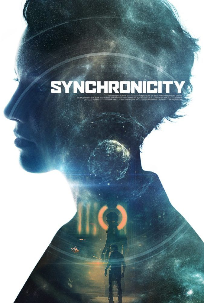 Synchronicity (from Rotten Tomatoes 24 Best Movie Posters of 2016)