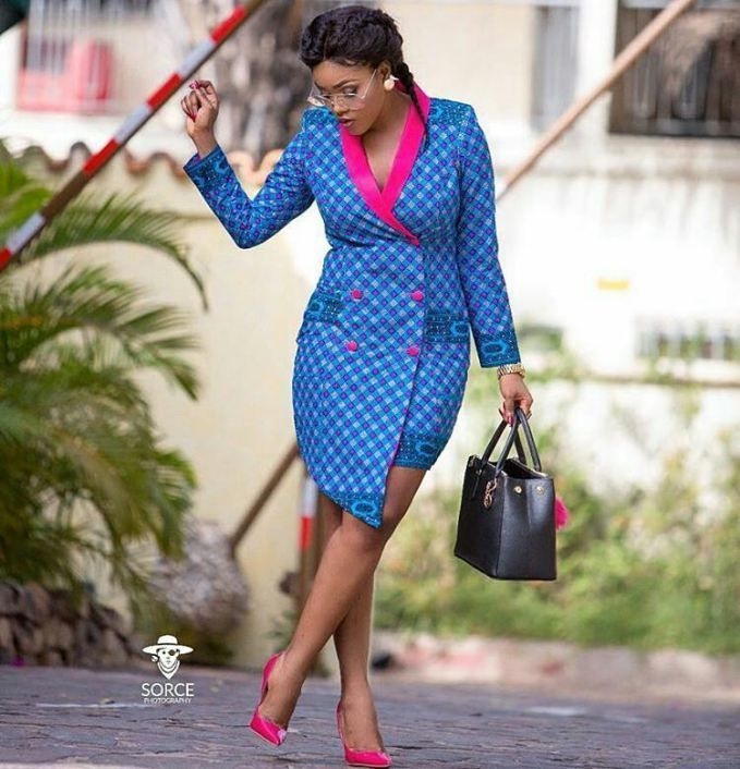 African Business Dress