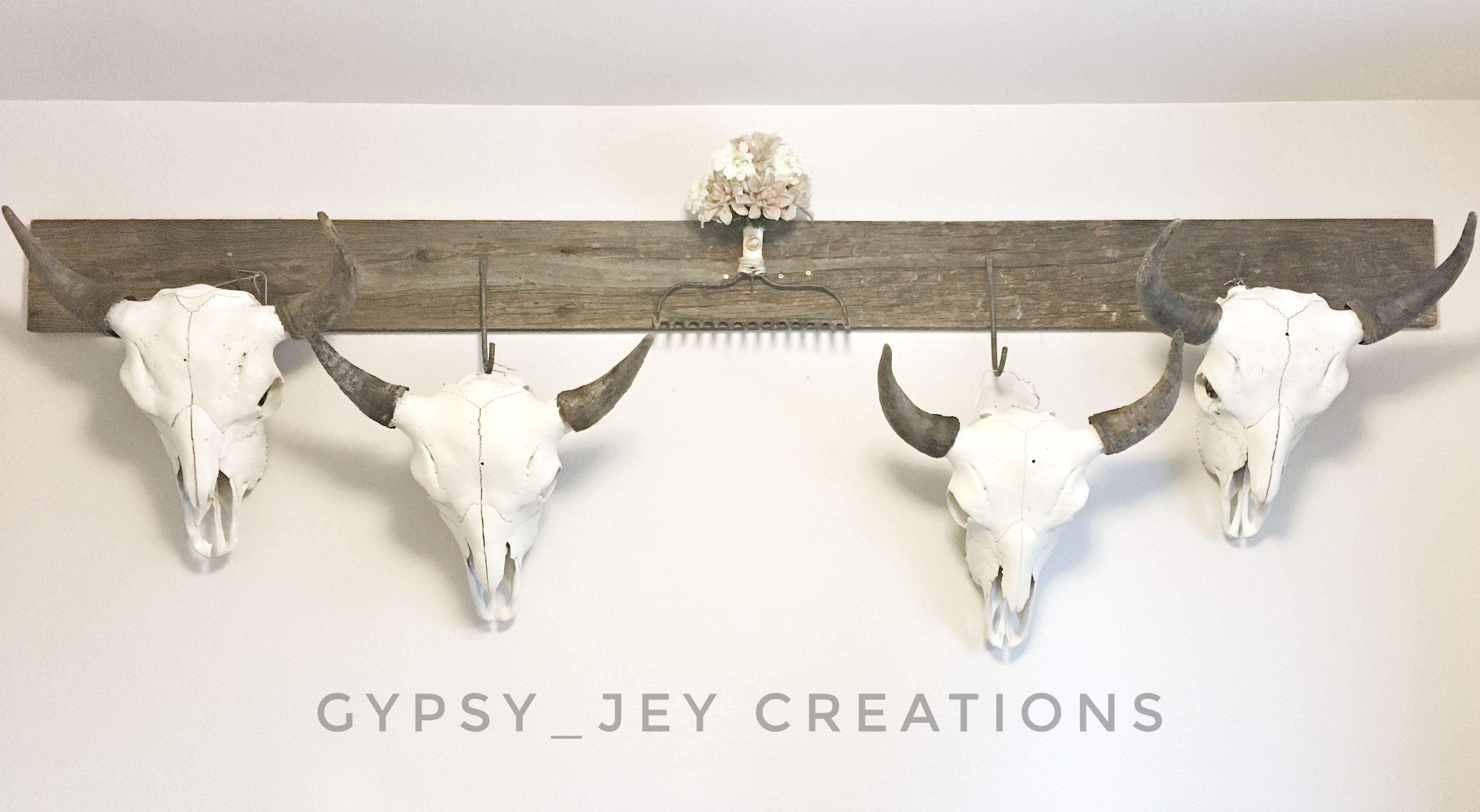 premium selection b3130 b3a82 Beautiful buffalo skulls for sale Etsy.com/shop/gypsyjey ...