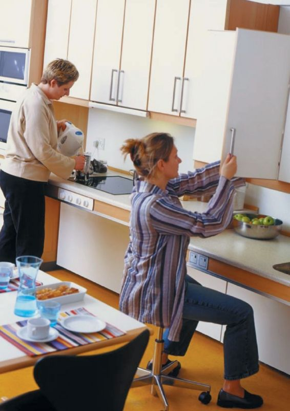 Bespoke Designed Kitchens for the Disabled | Anglia ...