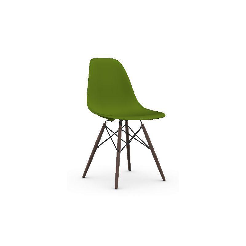 Chaise Vitra Plastic Chair Dsw Charles Et Ray Eames En 2020 Chaise Plastique Coussin Assise Et Eames
