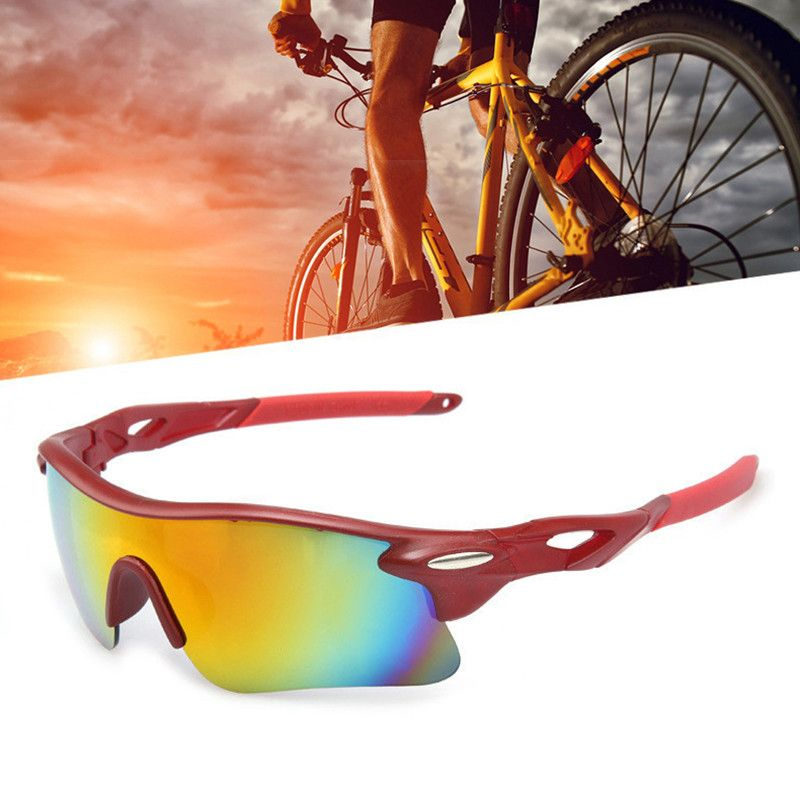 61db9a968780 Outdoor cycling glasses Riding Bike Windproof Sandproof Sunglasses Glasses  Polarized Bicycle Goggles Sports Review