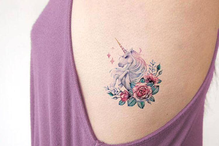 Collarbone Tattoos You Can Opt For Page 41 Of 60 Small Rib