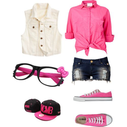 swagger girl polyvore - Google Search