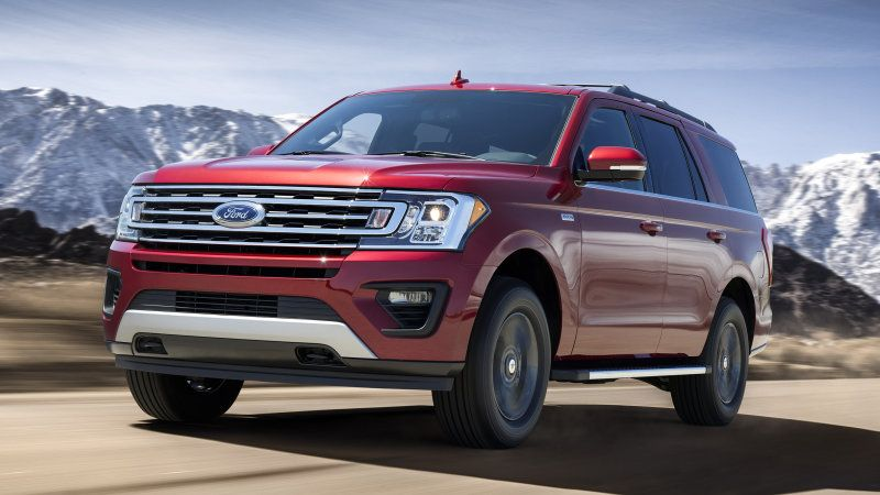 2018 Ford Expedition Gears Up For The Trails With Fx4 Trim Ford Expedition Ford Excursion Ford Excursion Diesel