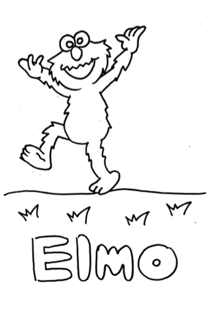 elmo, pj masks, paw patrol, minions coloring pages for