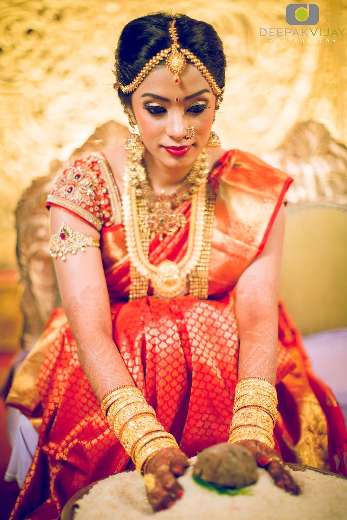 Kerala wedding reception dresses for the bride  Pin by Miguel Candelaria on ramya sri  Pinterest  Wedding Bride
