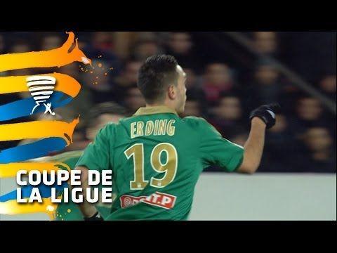 FOOTBALL -  But Mevlut ERDING (78') - Paris Saint-Germain-AS Saint-Etienne (2-1 a. p.) - (1/8 de finale) - http://lefootball.fr/but-mevlut-erding-78-paris-saint-germain-as-saint-etienne-2-1-a-p-18-de-finale/
