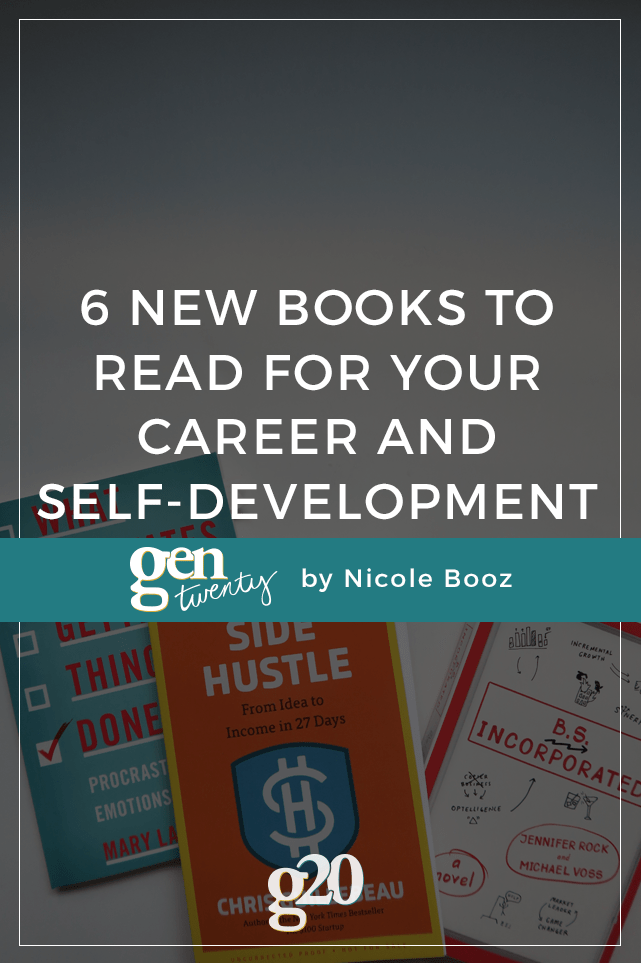 6 New Books to Read for Your Career and SelfDevelopment is part of Self development books, Self development, Development, Books to read, New books, Inspirational books - Here are six new career and selfdevelopment books coming out this summer and fall  Which of these new books will you be picking up