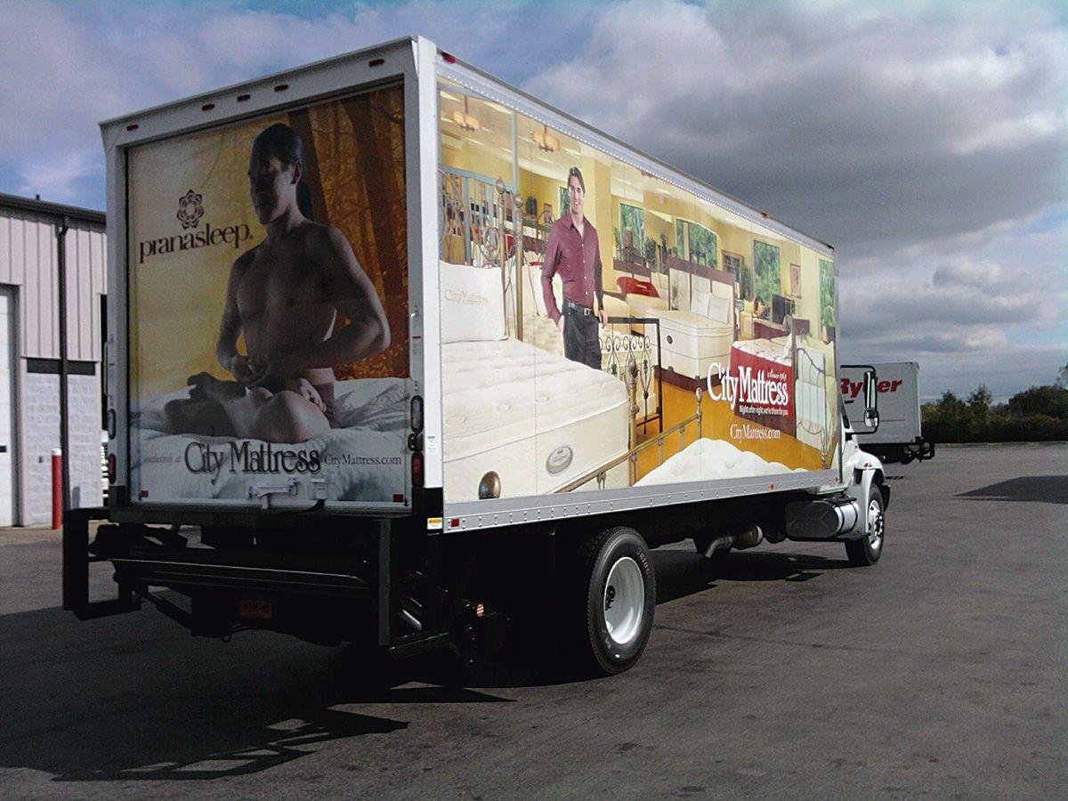 Box Truck & Trailers | Unitech Applications | Large Box