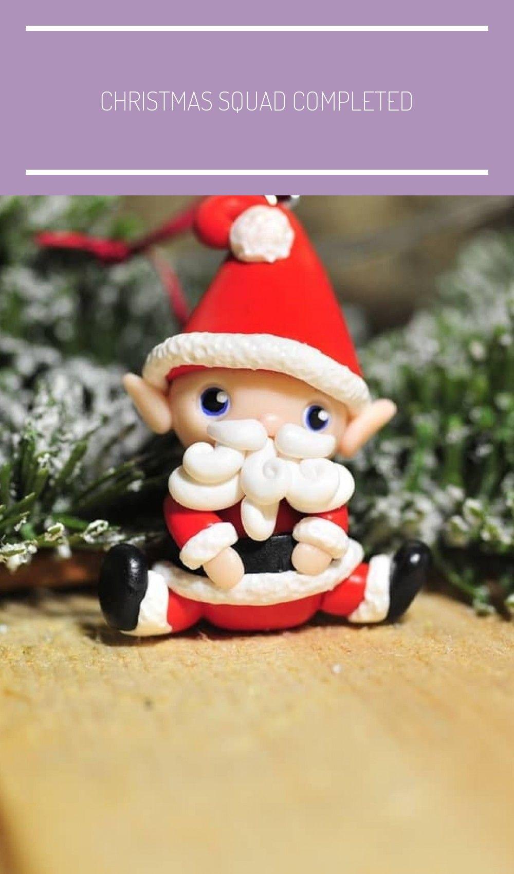 Christmas squad completed Only on www.littlebigdreams.it . . . . Squadra natalizia completata Li trovi solo su www.littlebigdreams.it . . . .  #polymerclay #creations #miniatures #Littlebigdreams #fimo #fimocreations #fimocreationshandmade #handmade #fimoart #pastapolimerica #creazioni #staedtler #magic #creativity #christmas #elf #santa #santaclaus #craft #hobby #homedecor #natale #present #regalodinatale #fimo creazioni natale