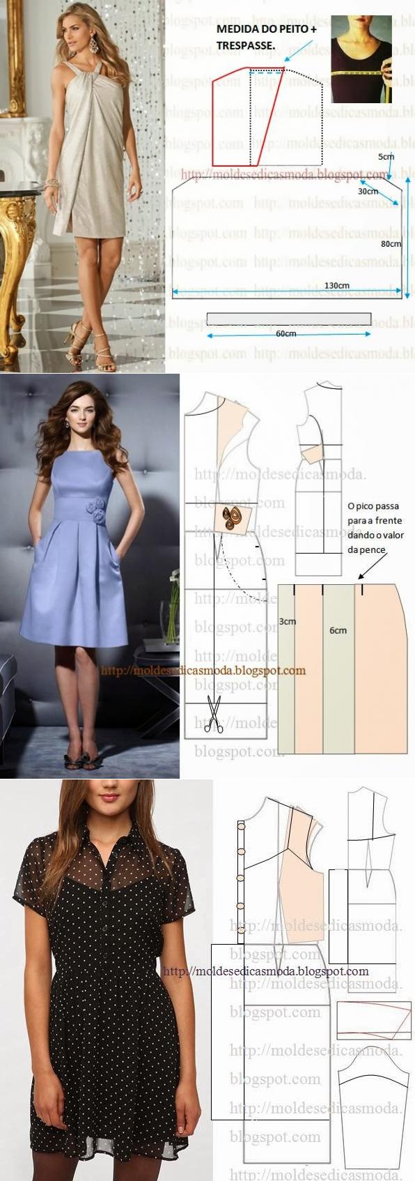 liveinternet.ru | Vestido | Pinterest | Costura, Patrones y Patrones ...