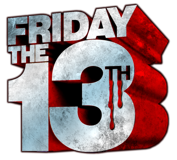 Friday The 13th Logo Google Search Happy Friday The 13th Friday The 13th Horror Show