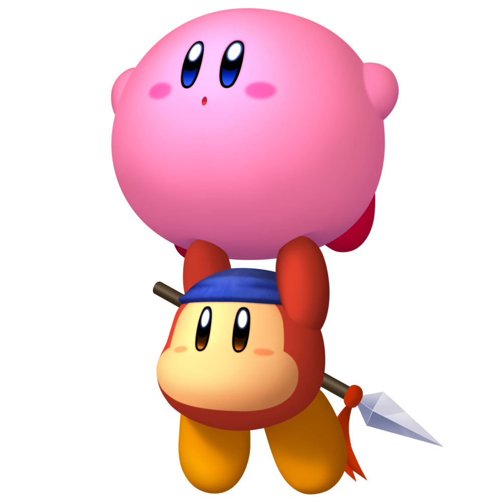 Kirby Kirby Character Kirby Super Smash Bros Party