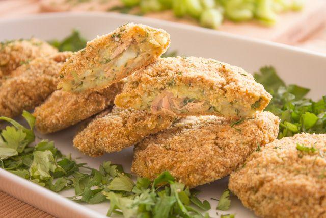 كفتة التونة بالبطاطس ست البيت Food Chicken Meat