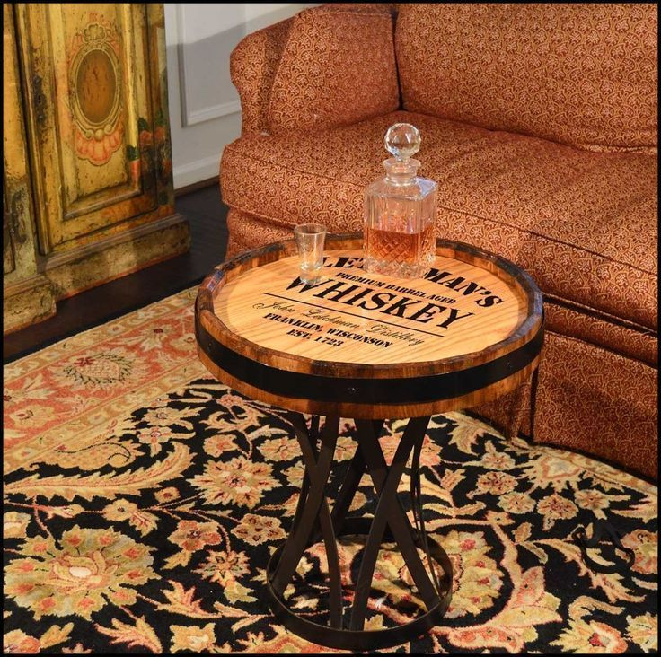 12++ Whiskey barrel coffee table glass top ideas in 2021