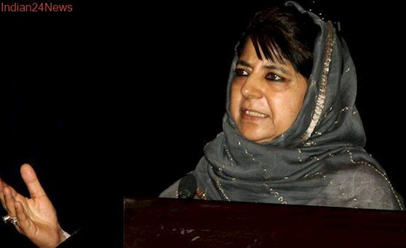 Omar Abdullah's failure to check stone-pelting in 2010 led to current situation: Mehbooba Mufti