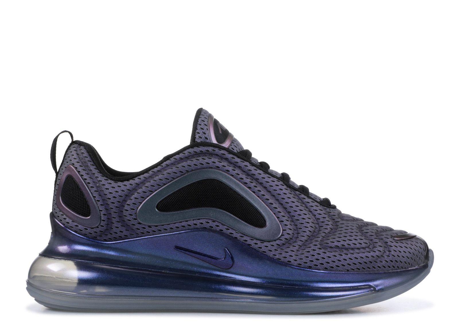 Air Max 720 Nike ao2924 001 metallic silver/black