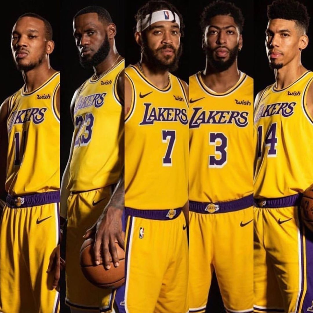 Same Starting Lineup What Are Some Things You Hope To See In Tonight S Game Click Basketball Lebron James Basketball Training